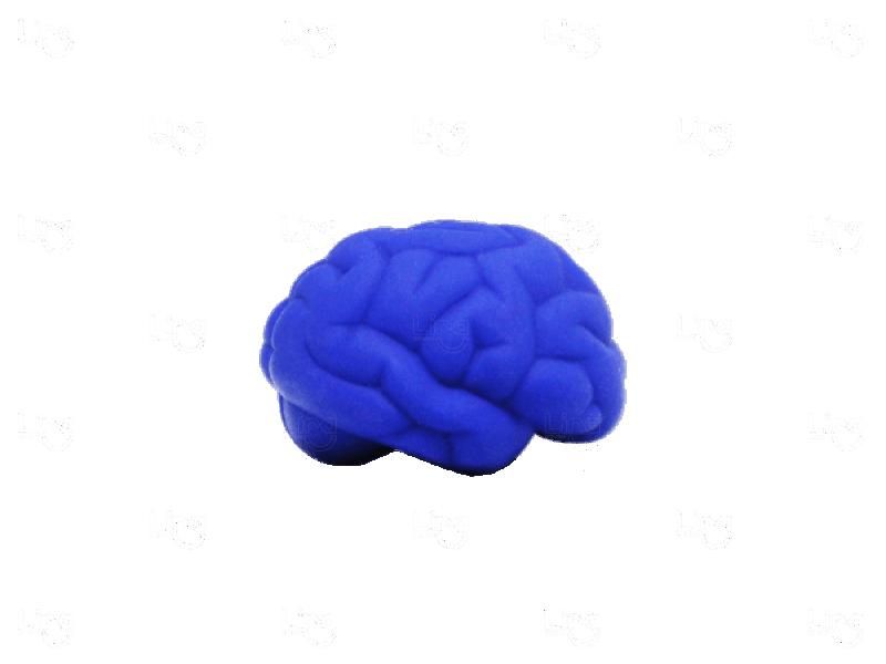 Cérebro Anti Stress Personalizado Azul