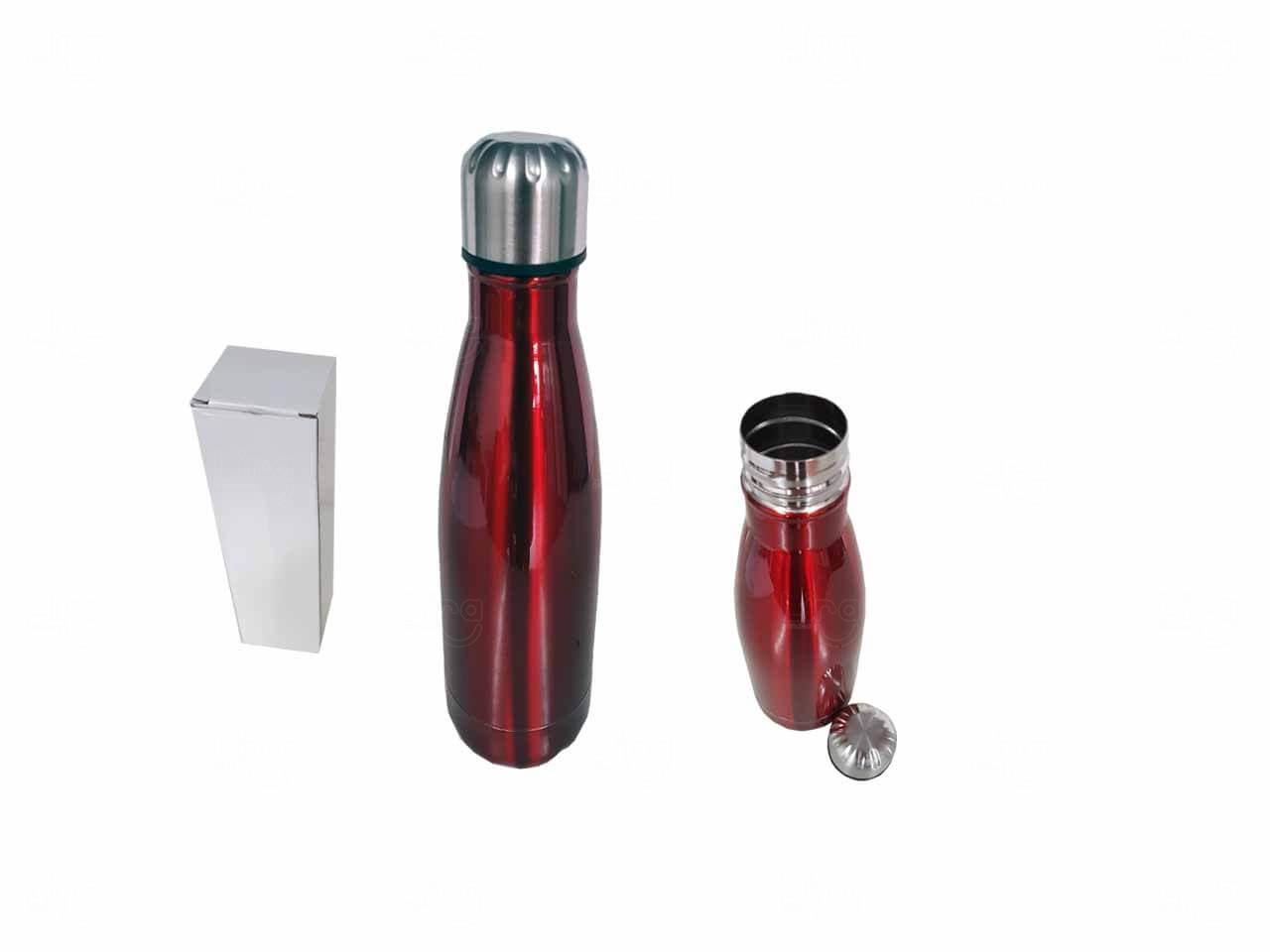 Squeeze Personalizada - 750 ml Vermelho