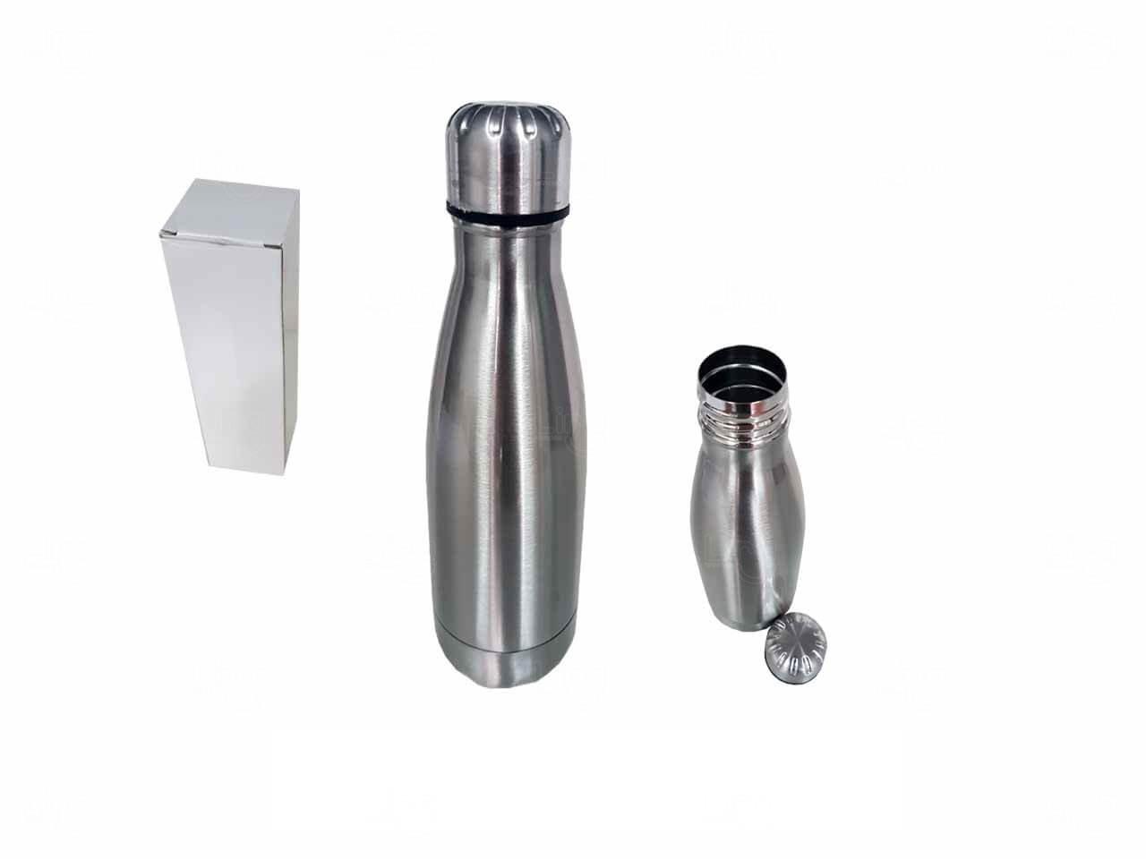 Squeeze Personalizada - 750 ml Inox