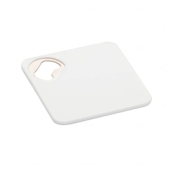 Porta Copos Personalizado Branco