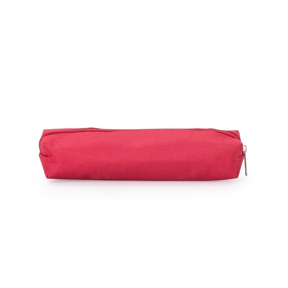Estojo de Nylon Personalizado Vermelho