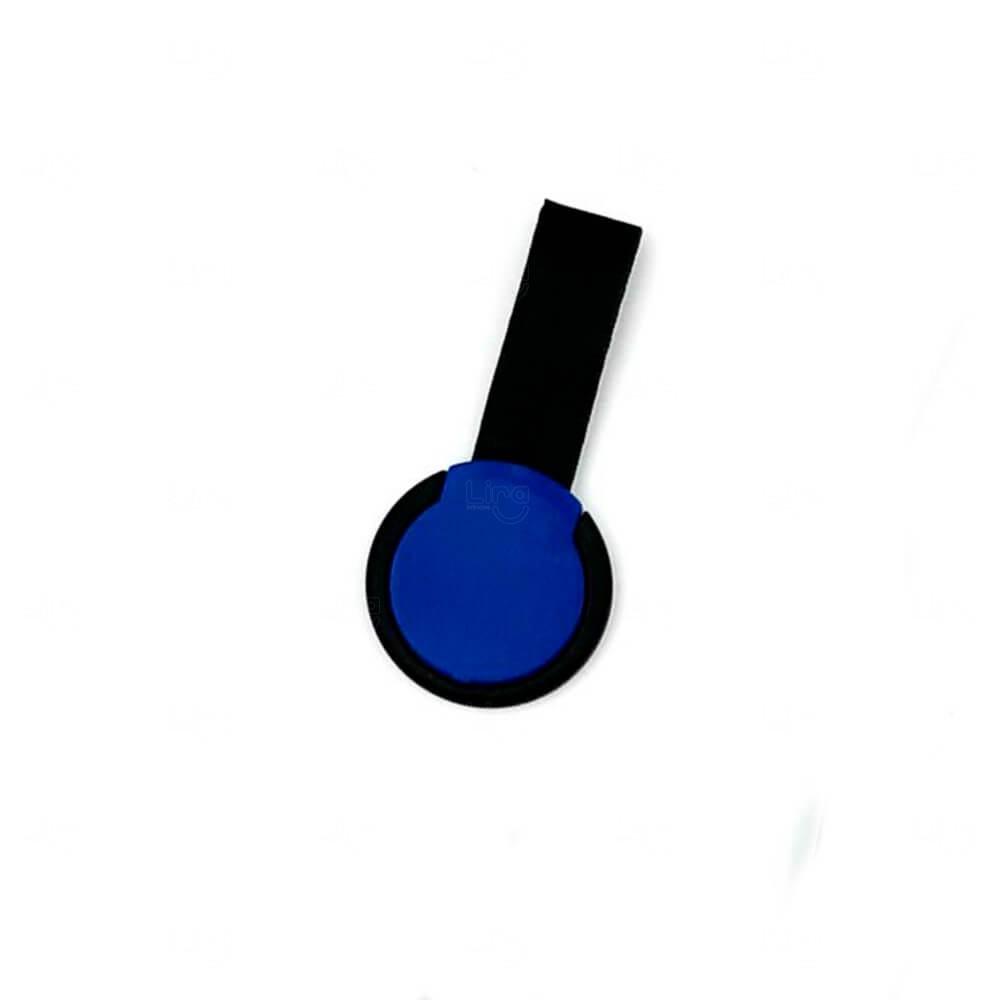 Pop Socket Personalizado Azul