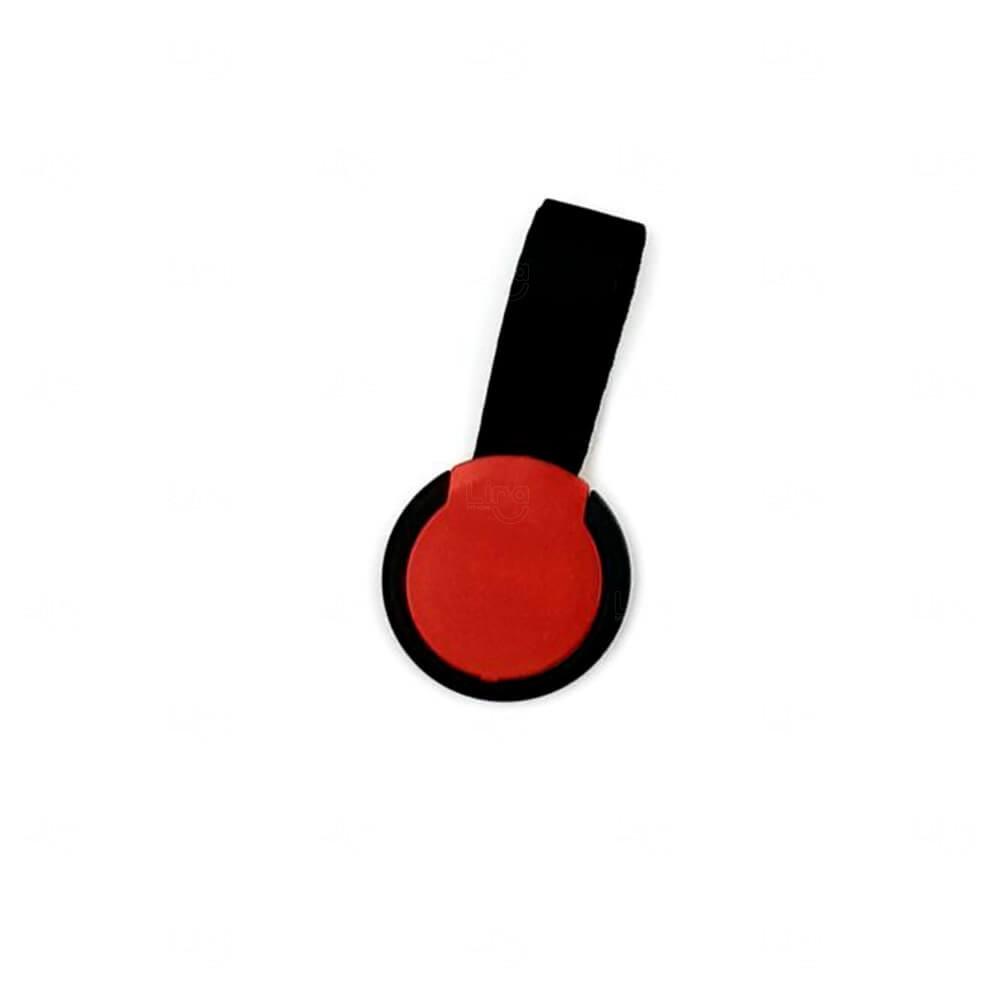 Pop Socket Personalizado Vermelho