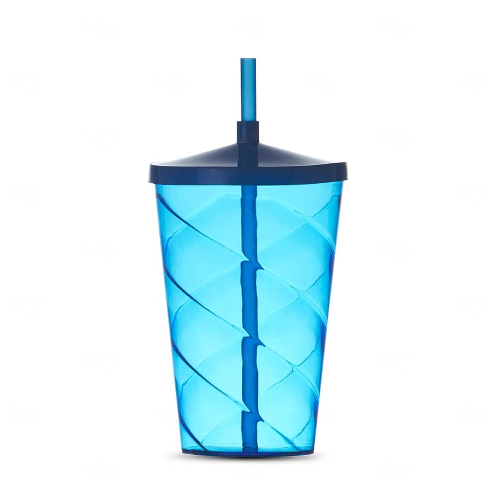Copo acrílico Personalizado - 750ml Azul