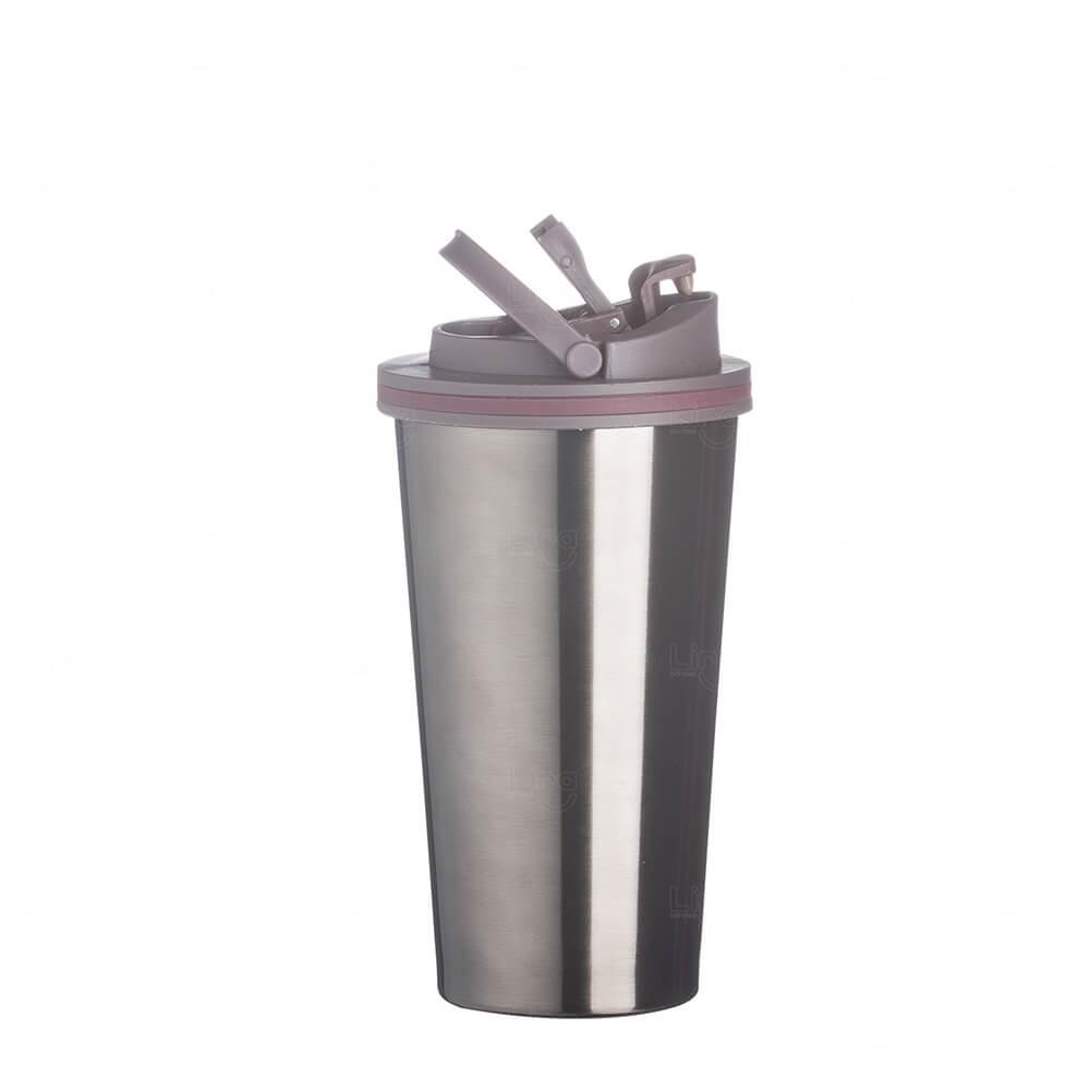 Copo Metal Personalizado - 450ml