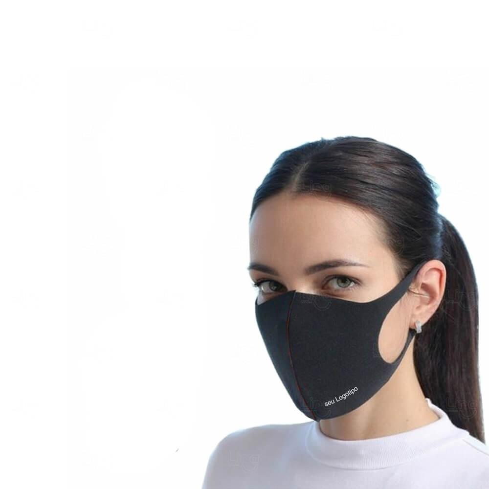 Máscara Modelo Ninja Personalizada