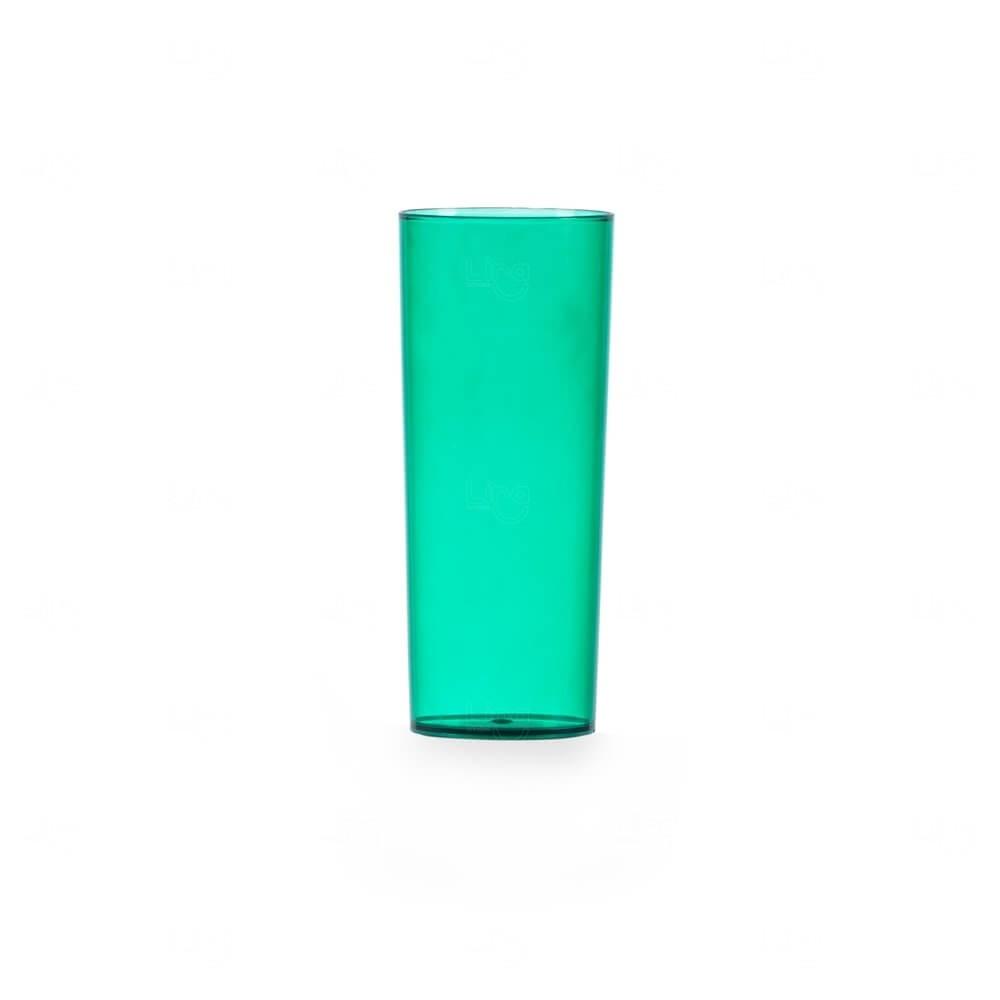 Copo Long Drink Personalizado - 330ml Verde