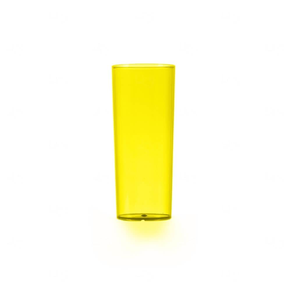 Copo Long Drink Personalizado - 330ml Amarelo