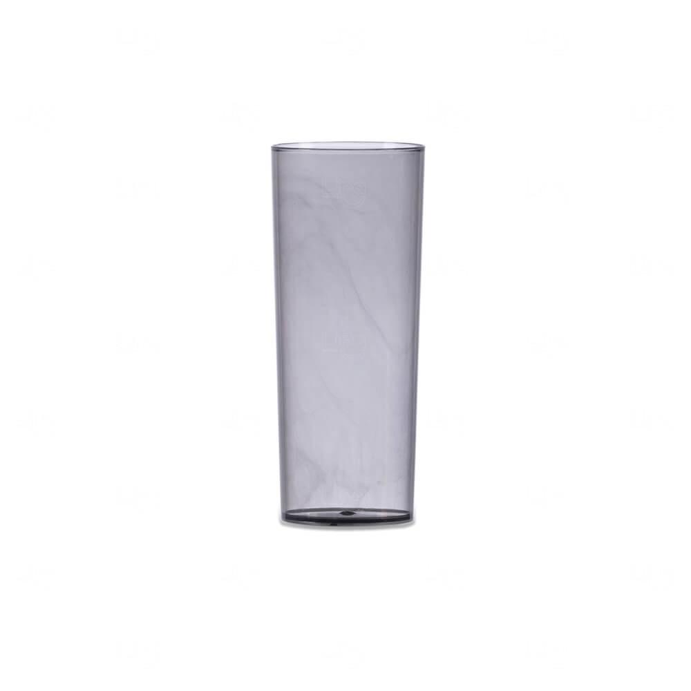 Copo Long Drink Personalizado - 330ml Preto
