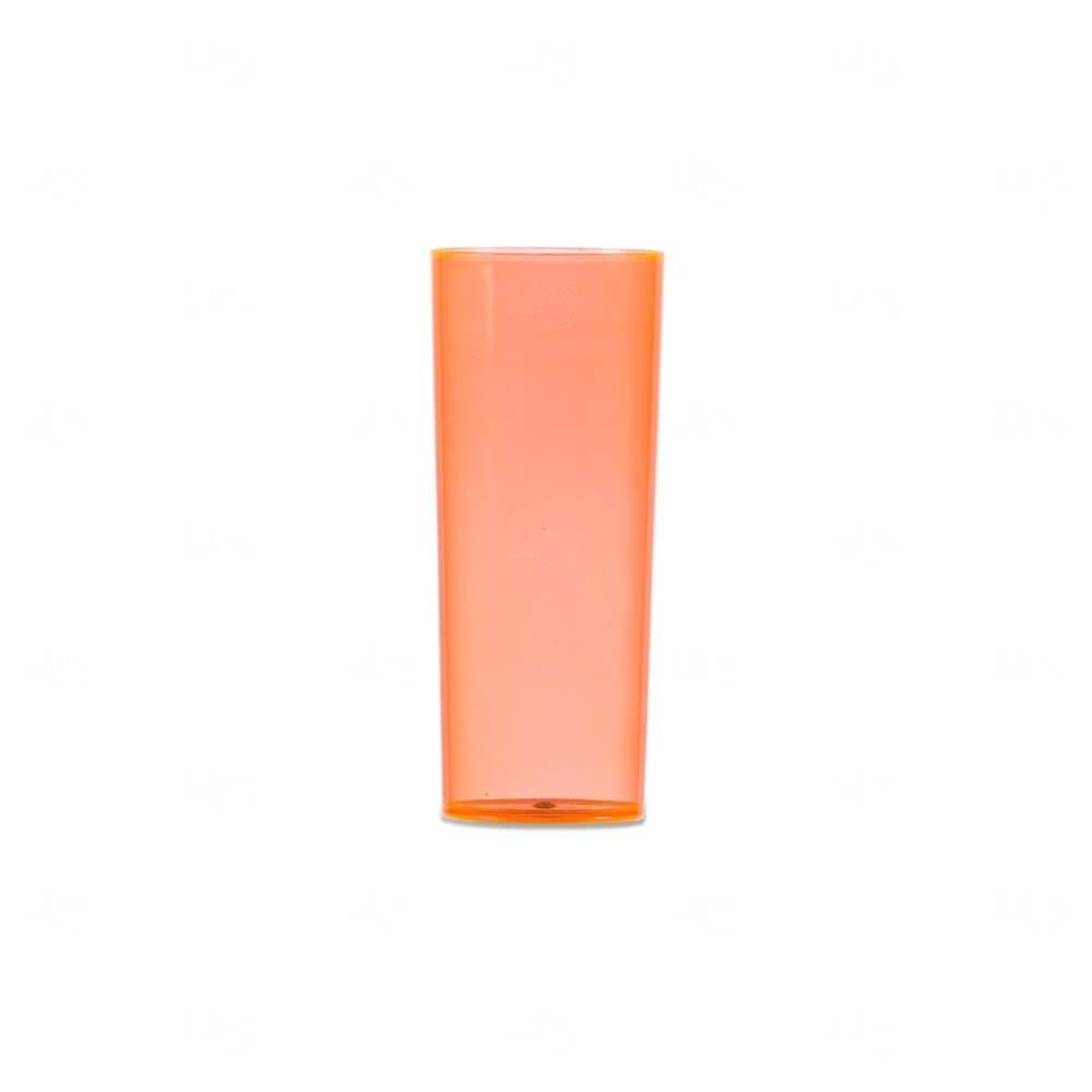 Copo Long Drink Personalizado - 330ml Laranja