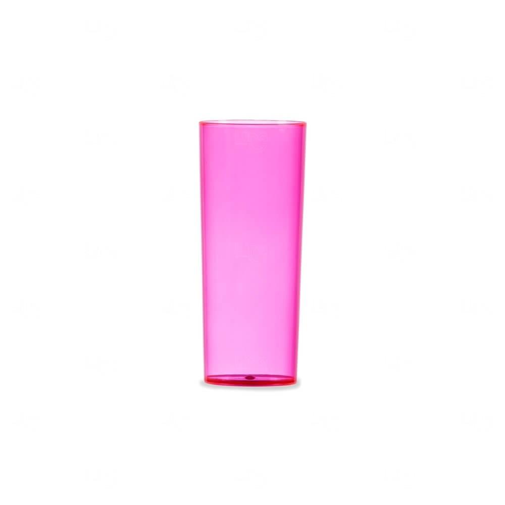 Copo Long Drink Personalizado - 330ml Rosa