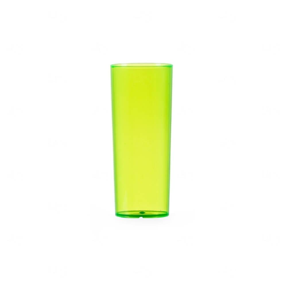 Copo Long Drink Personalizado - 330ml Verde Claro