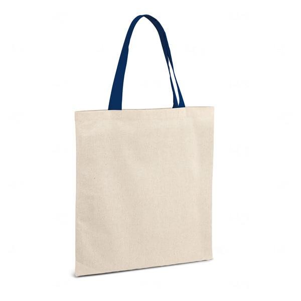Sacola Para Compras Personalizada Azul