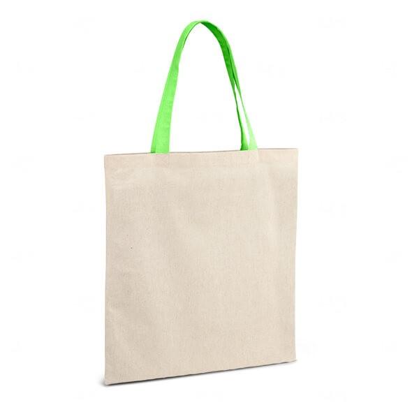 Sacola Para Compras Personalizada Verde Claro