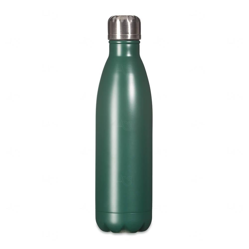 Squeeze Inox Personalizada - 750ml Verde