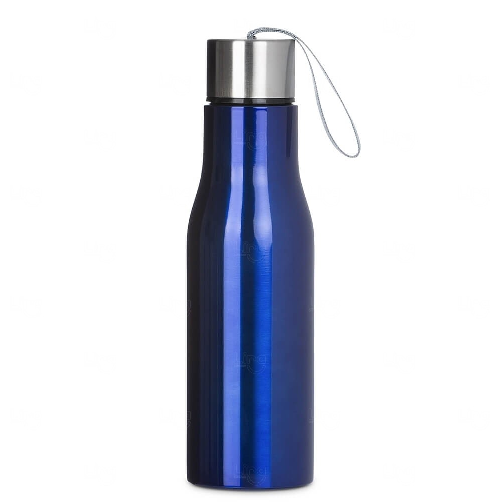 Squeeze Metal Personalizada - 780ml Azul