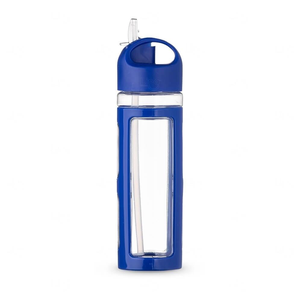 Squeeze Plástico Personalizada - 700ml Azul