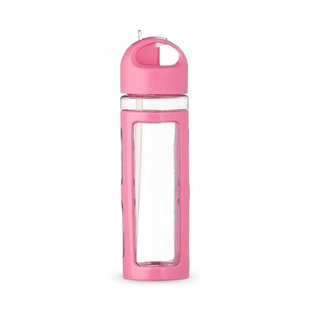 Squeeze Plástico Personalizada - 700ml Rosa
