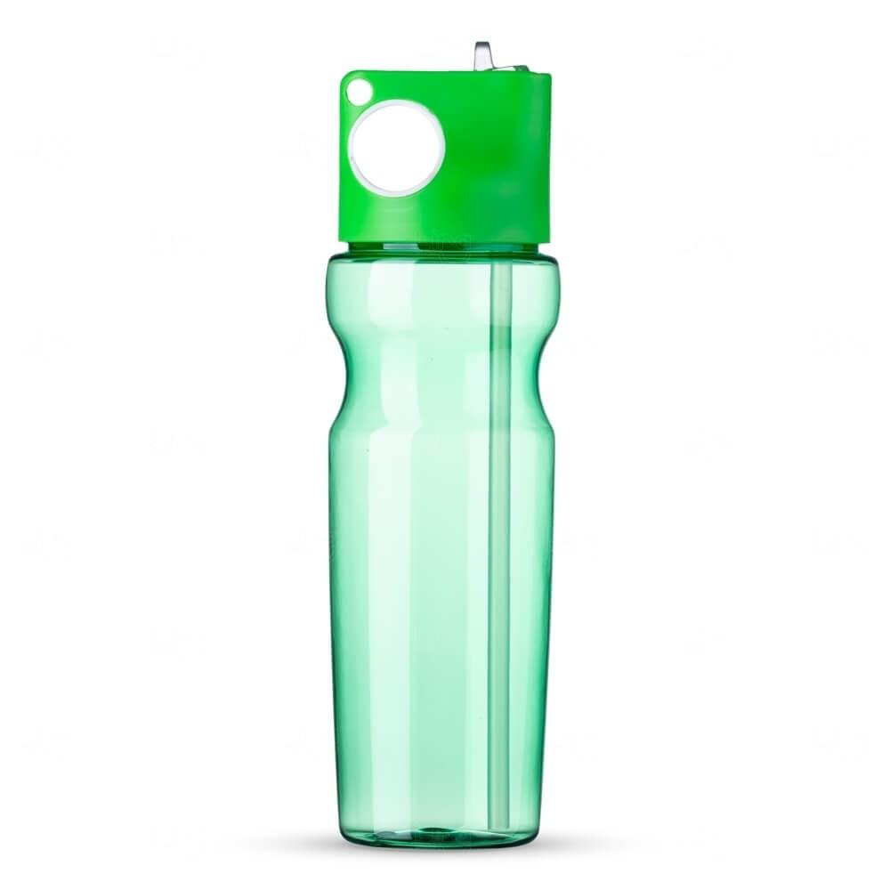 Squeeze Plástica Personalizada - 900ml Verde