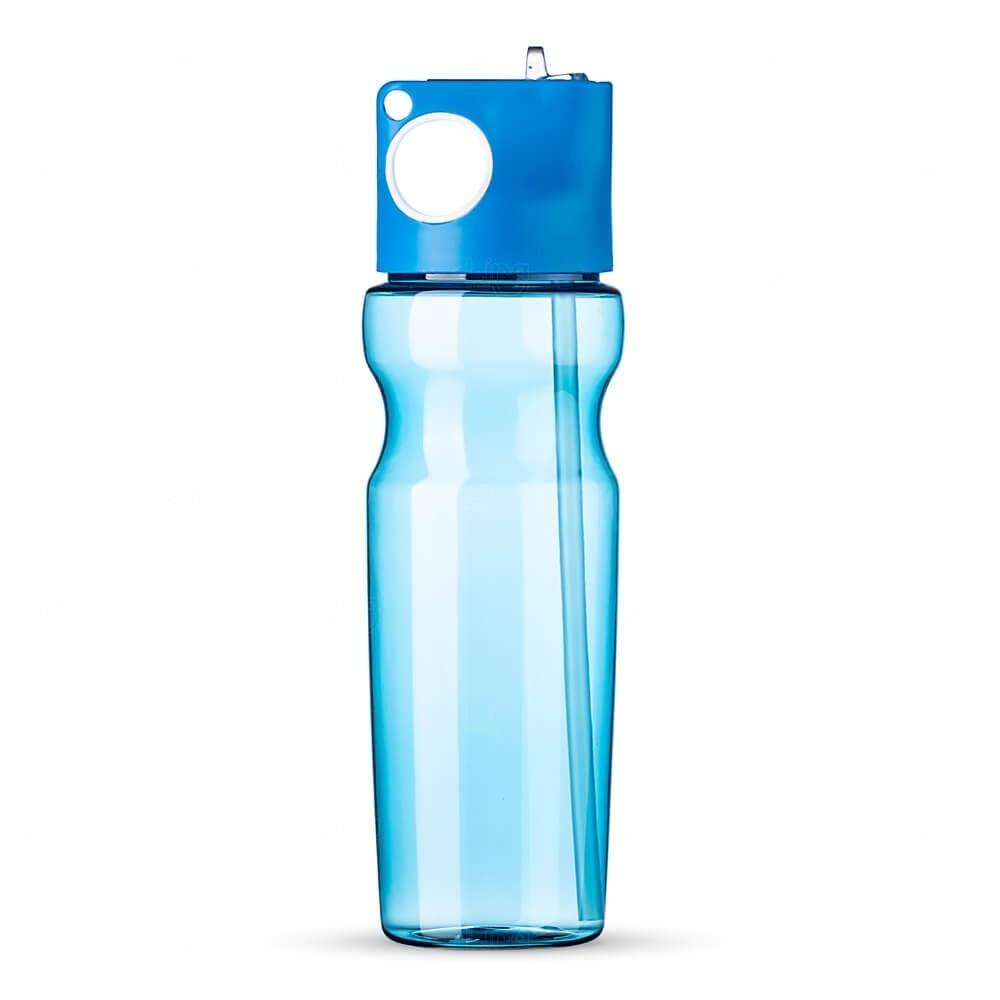 Squeeze Plástica Personalizada - 900ml Azul