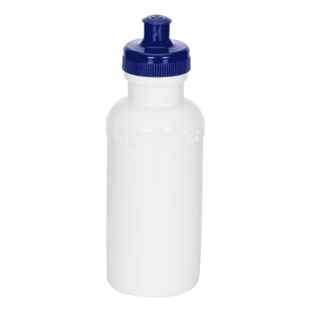 Squeeze Plástico Personalizada - 500ml Azul