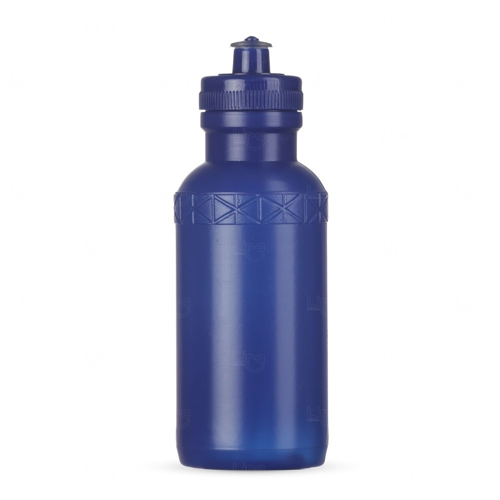 Squeeze Plástica Personalizada - 500ml Azul