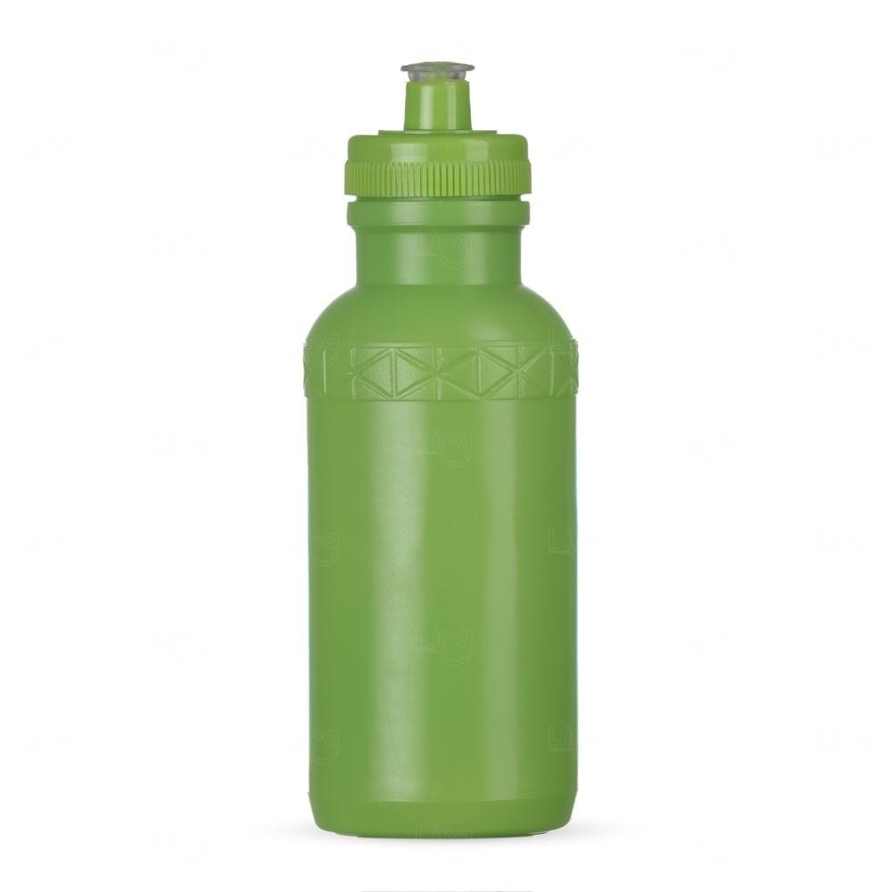 Squeeze Plástica Personalizada - 500ml Verde Claro