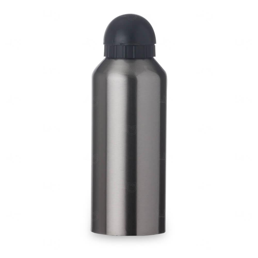 Squeeze Personalizada Em Inox - 600ml Inox