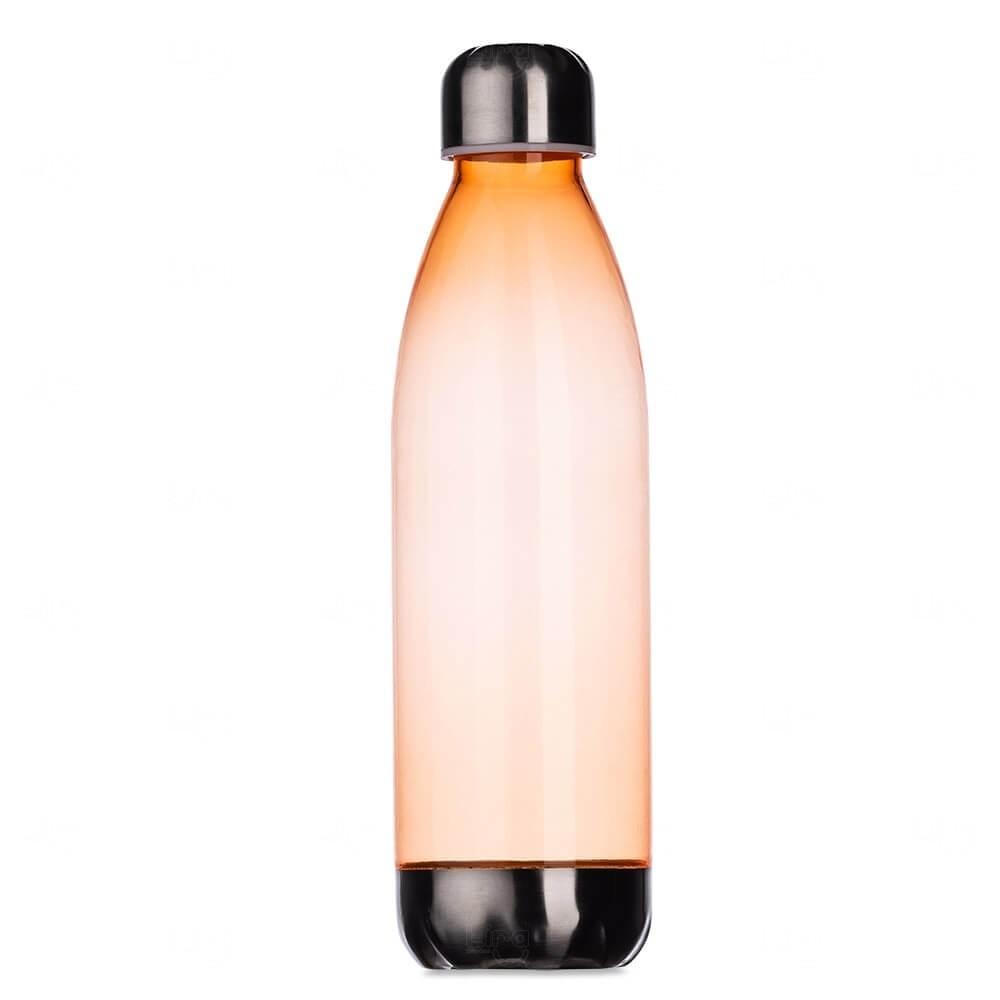 Squeeze Plástica Personalizada - 700ml Laranja