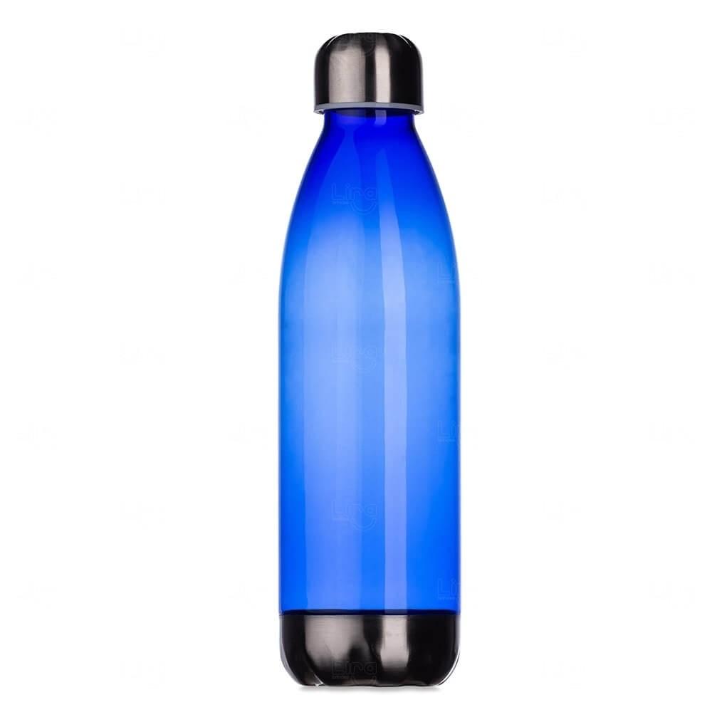 Squeeze Plástica Personalizada - 700ml Azul