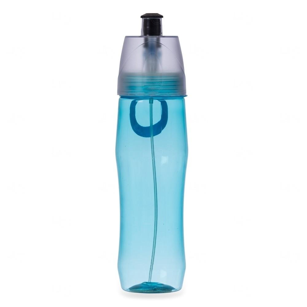 Squeeze Plástico Com Borrifador Personalizado - 700ml