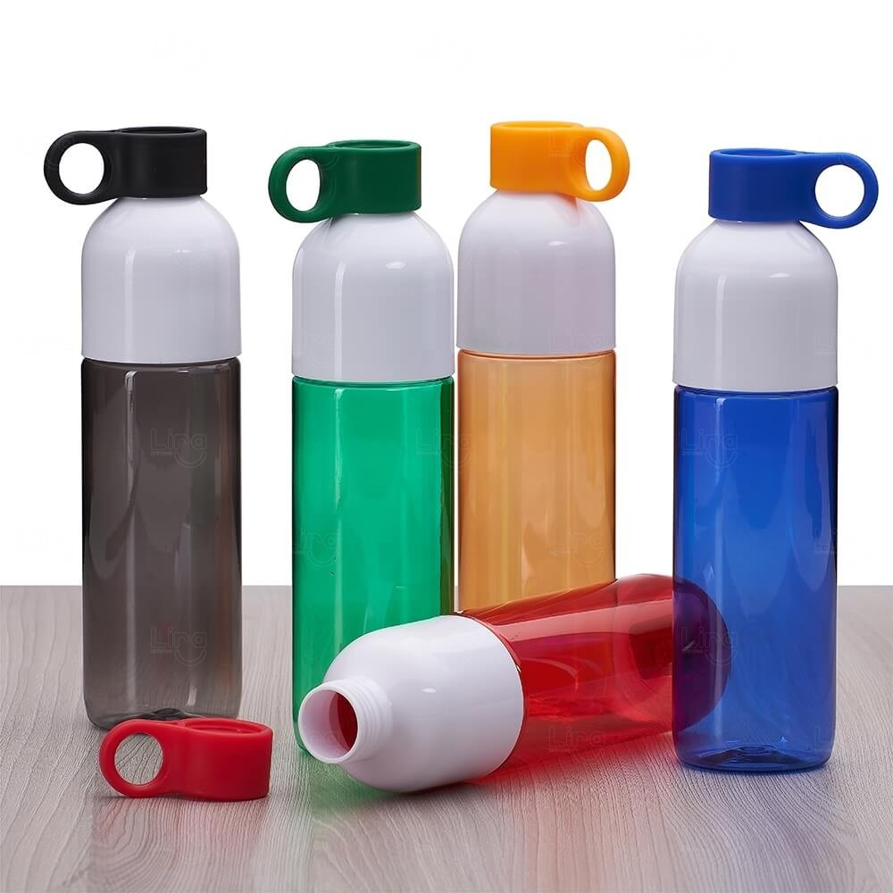 Garrafa em Plástico Personalizada - 700ml