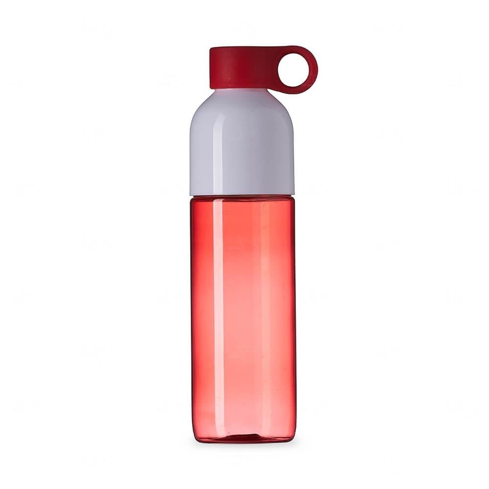 Squeeze Personalizada Em Plástico - 700ml Vermelho
