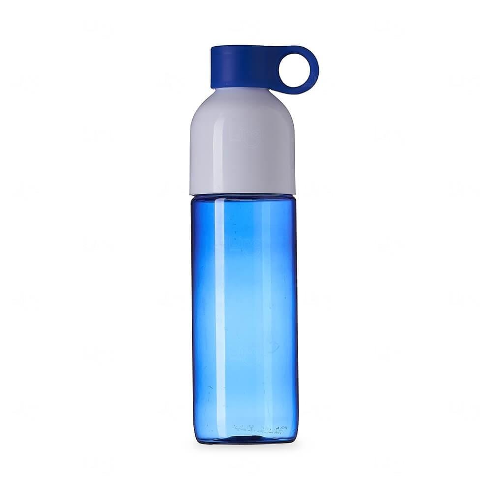 Squeeze Personalizada Em Plástico - 700ml Azul