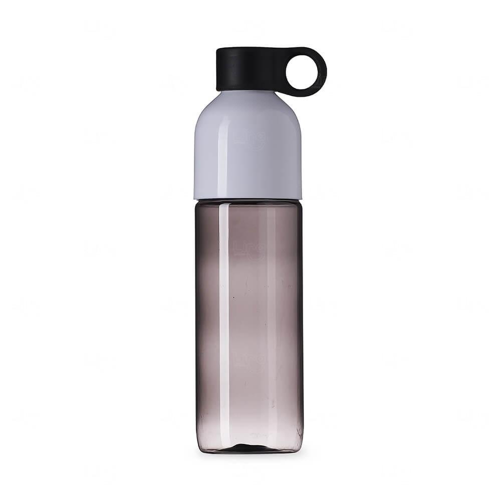 Squeeze Personalizada Em Plástico - 700ml Preto