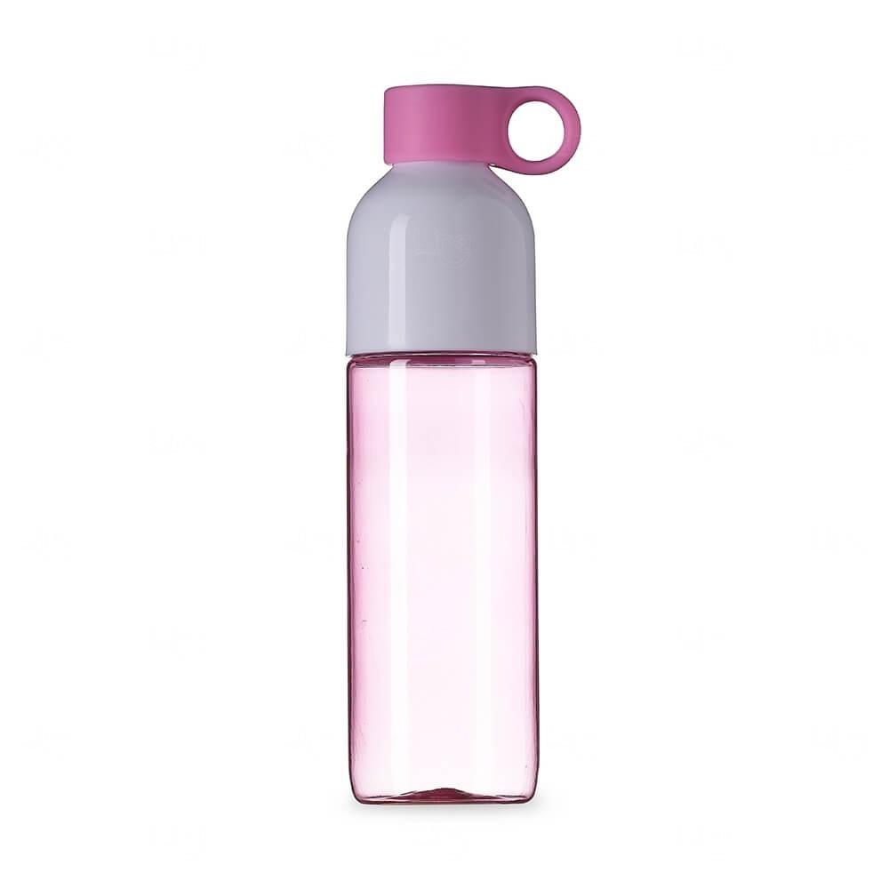 Squeeze Personalizada Em Plástico - 700ml Rosa