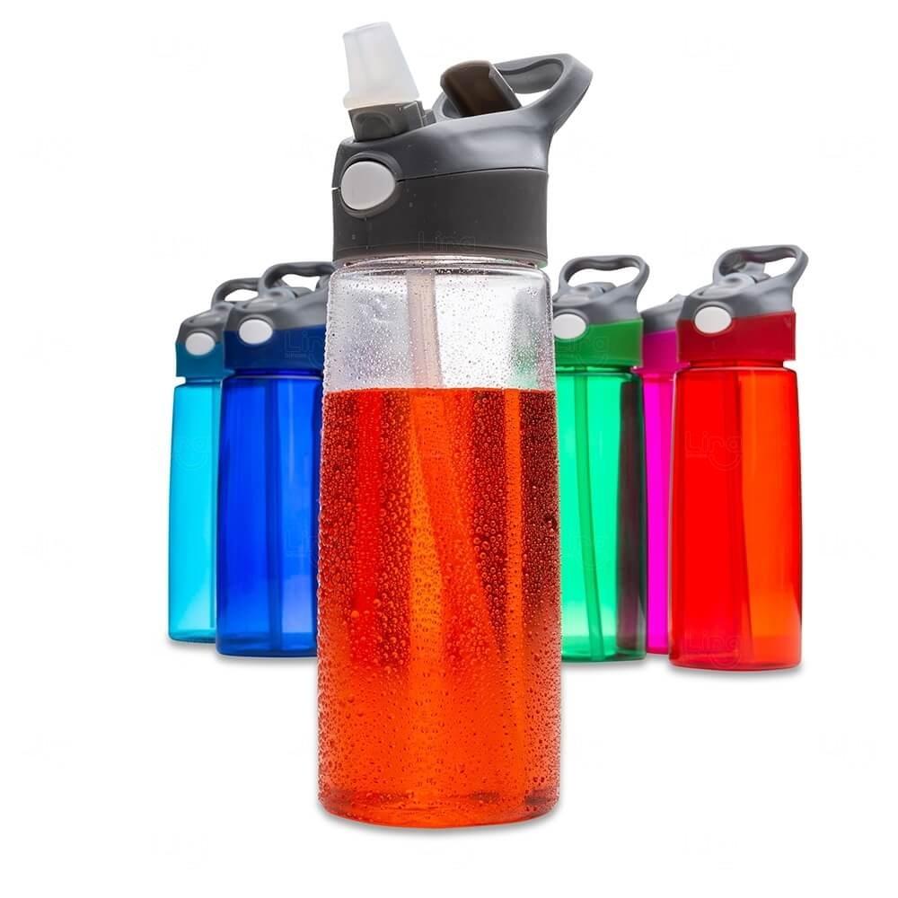 Squeeze Plástica Personalizada - 650ml