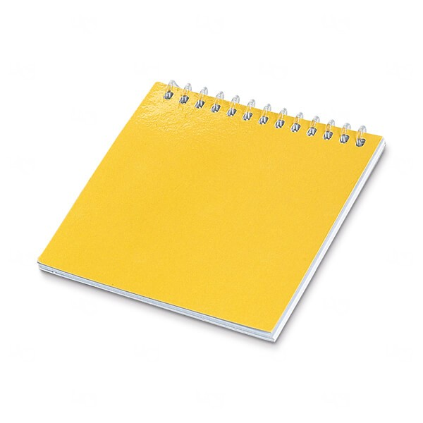 Caderno Para Colorir Personalizado Amarelo