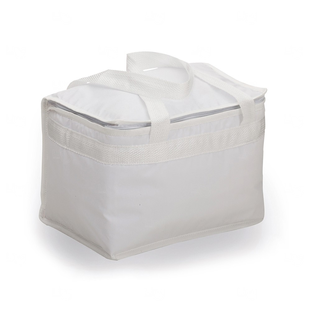 Bolsa Térmica Personalizada - 13 Litros Branco
