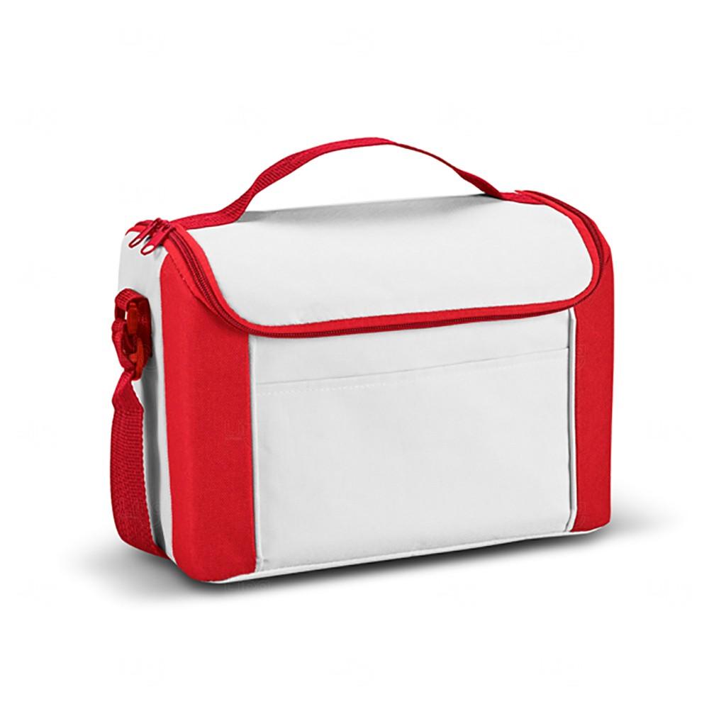 Bolsa térmica Personalizada - 8 Litros Vermelho