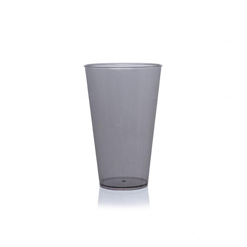 Copo Mega Drink Personalizado - 550 ml (Leitoso ou Cristal) Fume