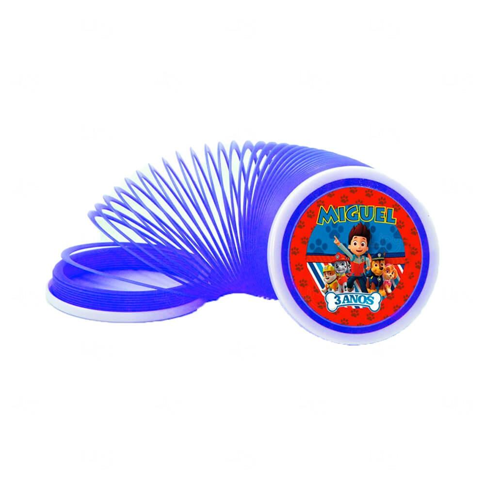 Mola Maluca Personalizada Azul