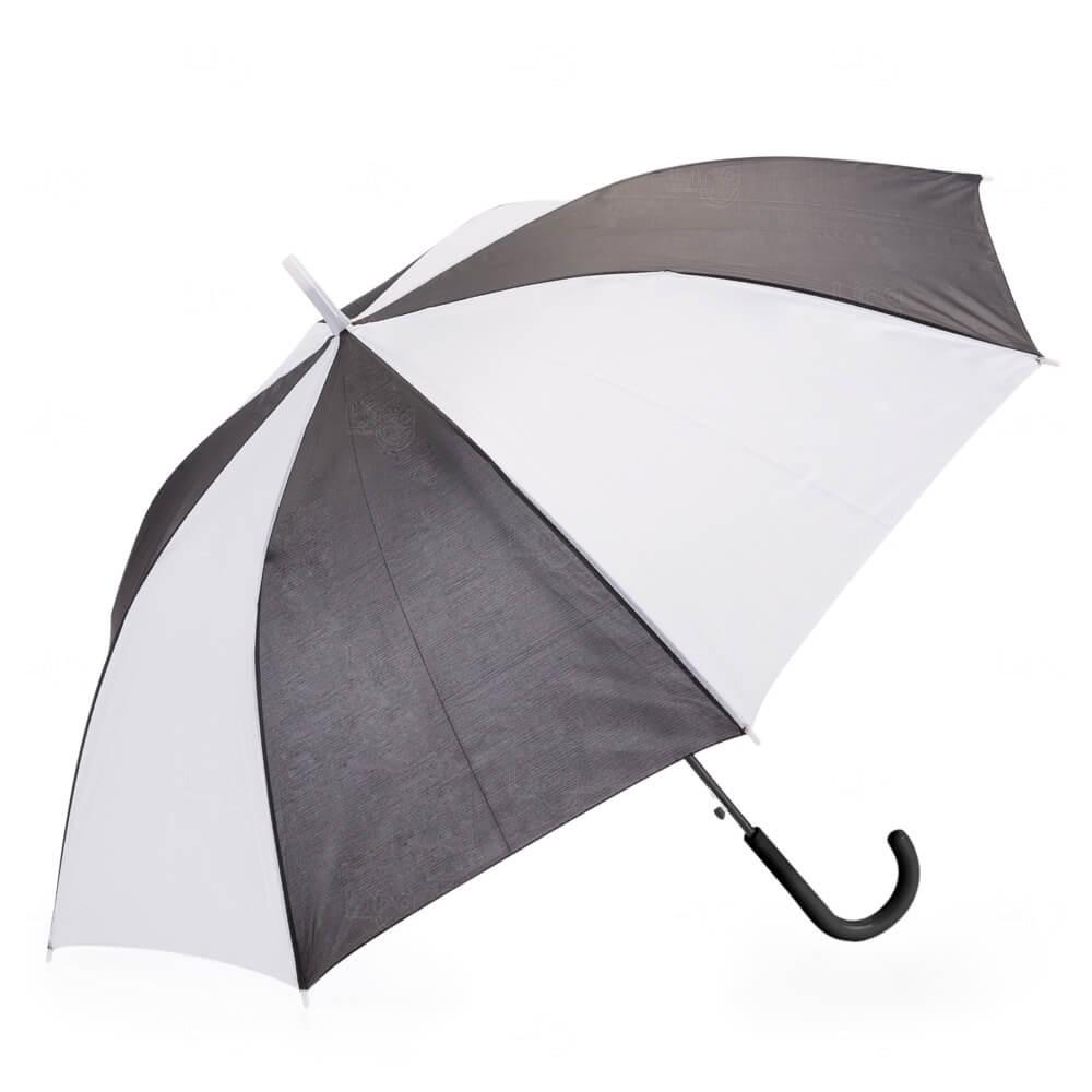 Guarda-Chuva Colorido Personalizado Preto