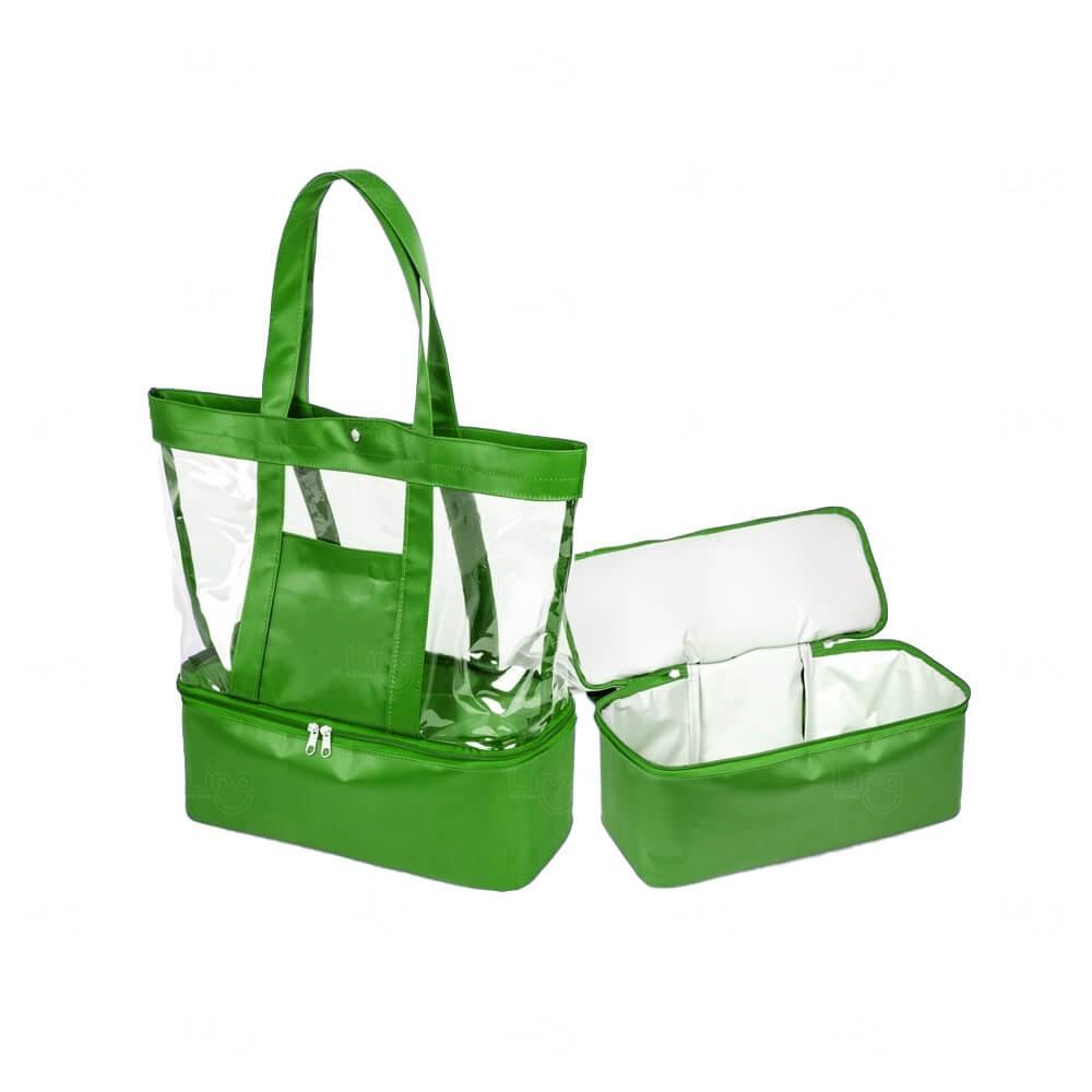 Sacola Térmica Onfir Personalizada Verde