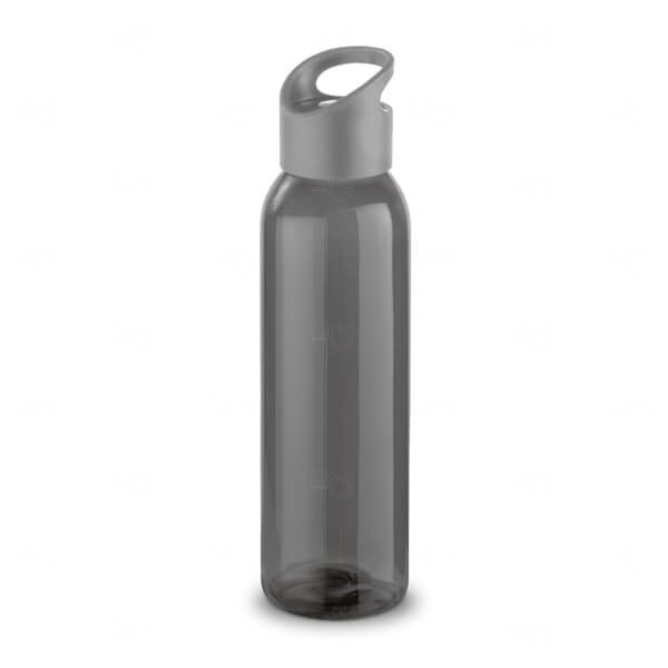 Squeeze Polipropileno Personalizada - 600ml Cinza