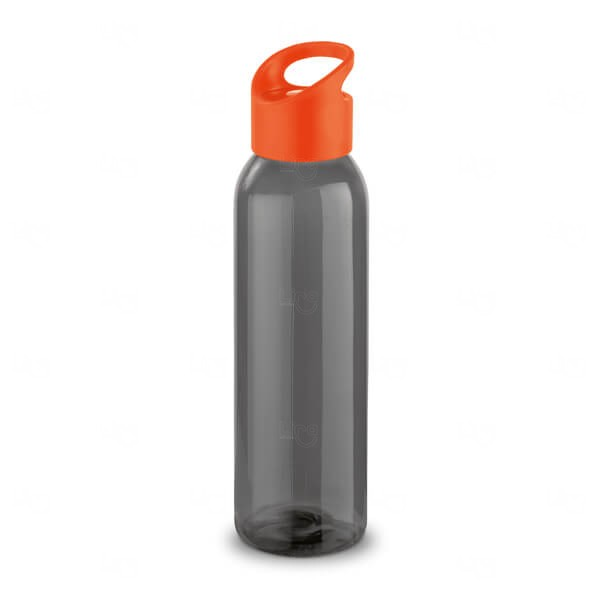 Squeeze Polipropileno Personalizada - 600ml Laranja