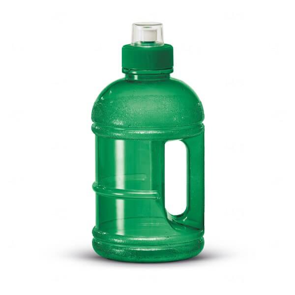 Squeeze Em Galão Personalizada - 1.250ml Verde