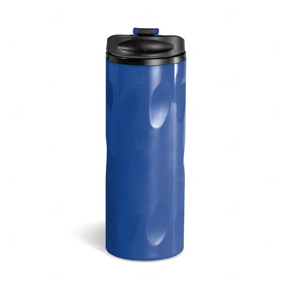 Squeeze Para Viagem Personalizado - 520ml Azul