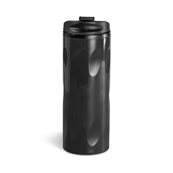 Squeeze Para Viagem Personalizado - 520ml Preto