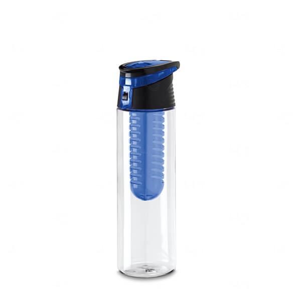 Squeeze Com Infusor Personalizado - 740ml Azul